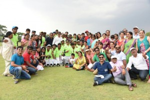 Sports Day at Naresh Cricket Academy
